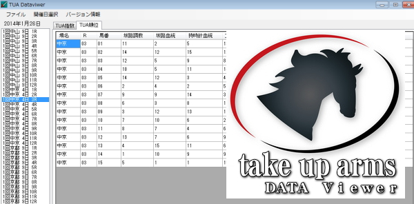 premium version take up arms DATA Viewer